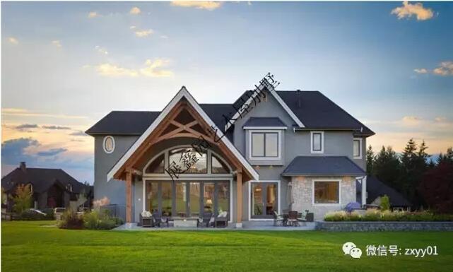 木结构别墅常用工程木