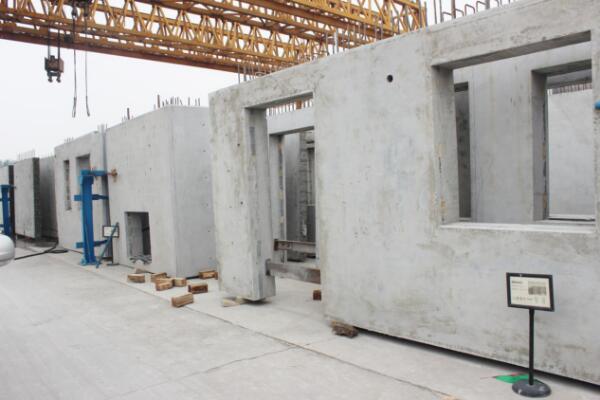 北新大地游牧式生产线新项目 北京住宅产业化集团后鲁项目图片