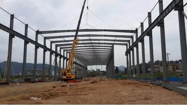 钢结构安装常见问题及预防措施 - 预制建筑网:装配式
