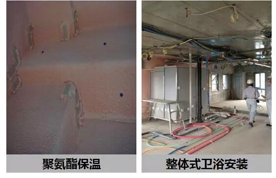 墙+顶龙骨/接线盒/门套/架空地板安装