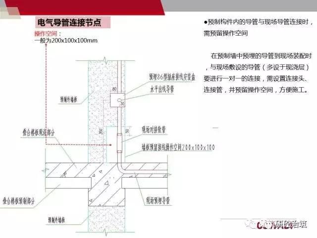 装配式混凝土建筑如何设计电气,看这里