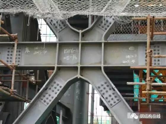 钢结构连接的种类和特点