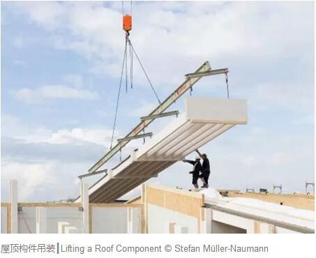 德国装配式木结构教学楼项目 - 预制建筑网:装配式