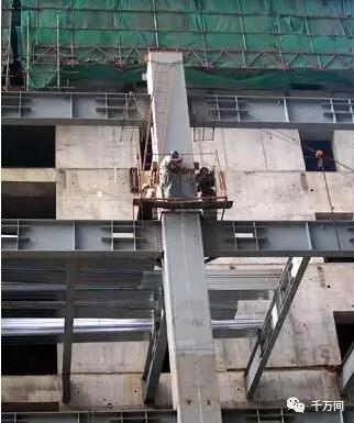 钢结构安装,教科书式教学
