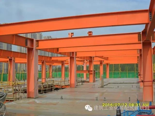 国内首个装配式钢结构被动建筑