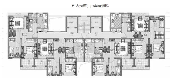 装配式保障房标准房型及通用构件 - 闻宝联技术空间 - 止于至善