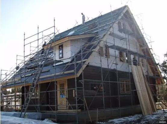 专栏 装配式钢结构,木结构 > 中国农村住宅现状问题与轻钢结构房屋在