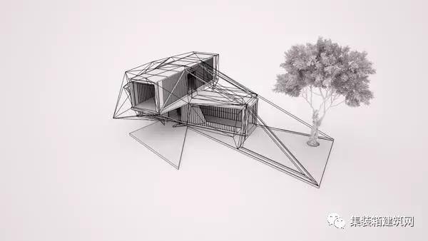 集装箱房屋建筑结构施工过程详细图解