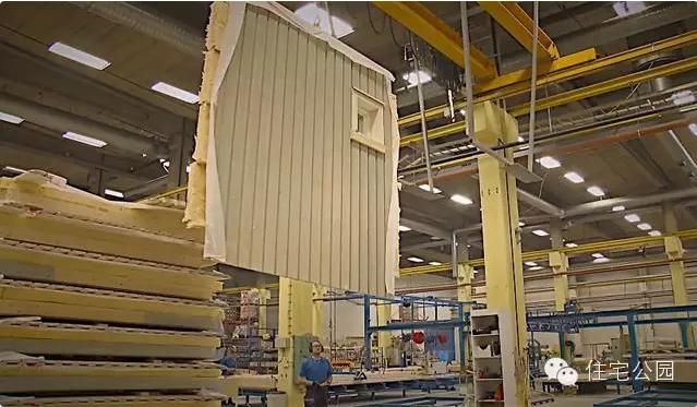 案例分享| 国外木结构装配式房屋实践 - 预制建筑网