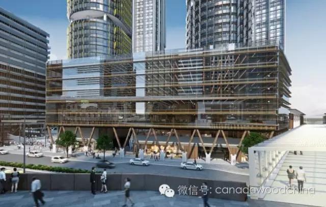 澳洲第一个clt商业办公建筑设计方案公布
