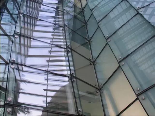 超复杂双曲面玻璃幕墙设分享