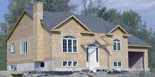 —解剖加拿大木结构house - 预制建筑网