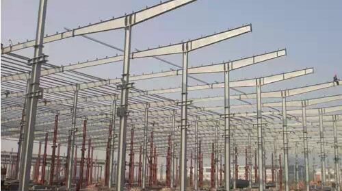 如何缩小钢结构工程钢柱的冲突