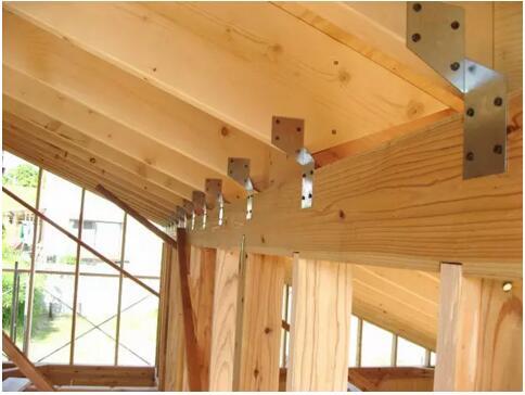 为啥日本的木结构住宅能在地震中屹立不倒图片