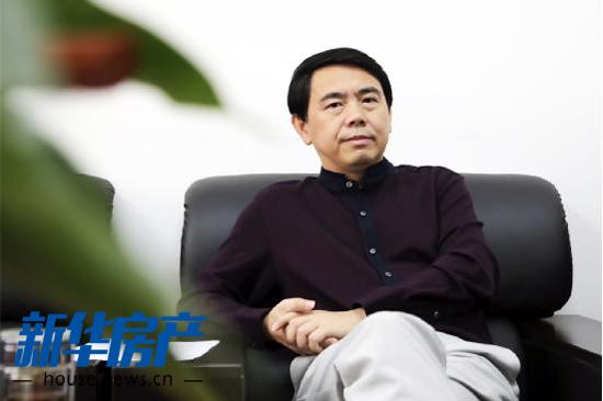 湖南省建筑设计院蒋涤非:住宅产业化是建筑业发展