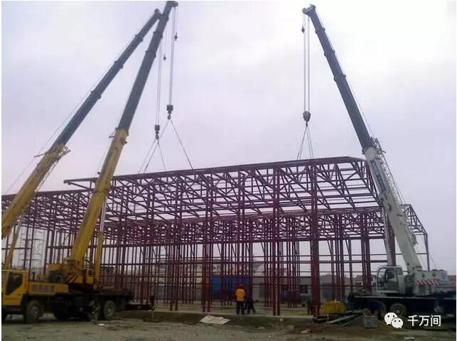 钢结构安装,教科书式教学 - 预制建筑网:装配式建筑