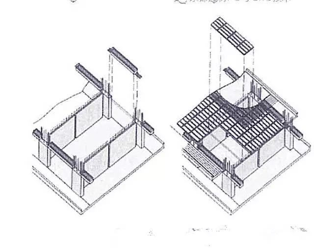 wrpc工法即框架剪力墙结构预制装配式混凝土工法