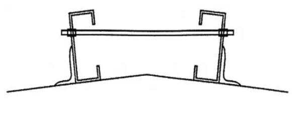 首页 专栏 装配式钢结构,木结构 > 钢结构屋面檩条布置图  3,桁架式