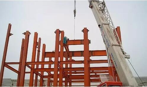 常用的几种钢结构构件的拼接