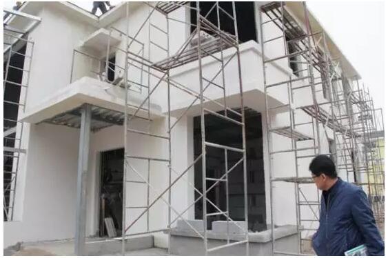 主体结构采用预制混凝土干法连接装配式结构体系,满足河北省75%建筑