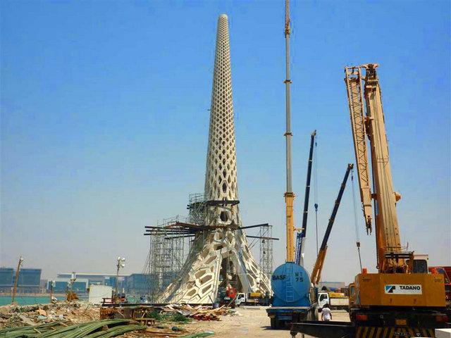 灯塔内部结构图片
