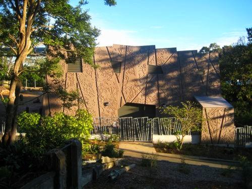 塔朗加动物园大象园区