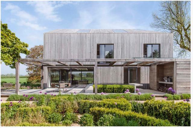 英格兰田园风别墅 - 预制建筑网:装配式建筑行业平台