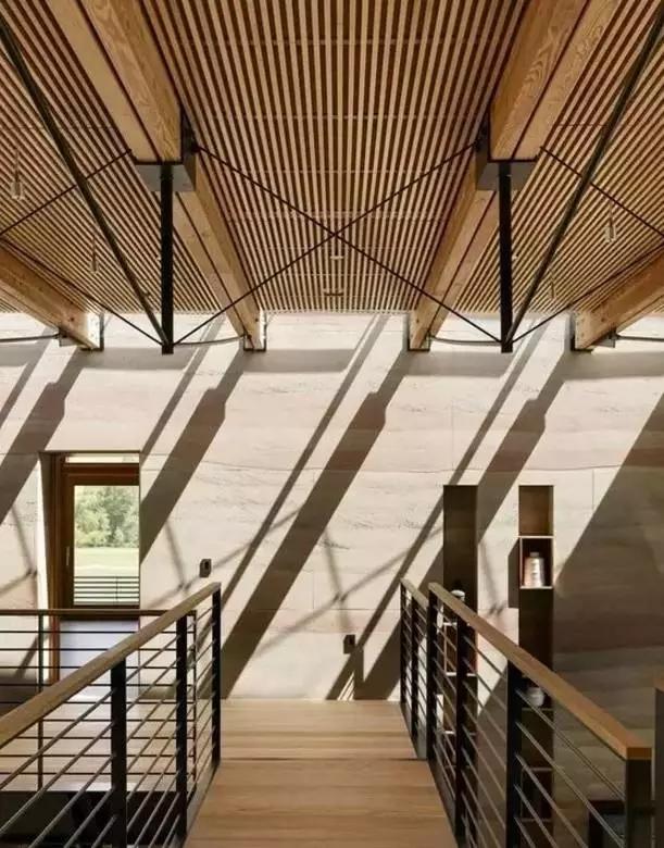 【施工工艺】钢木结构的细部设计