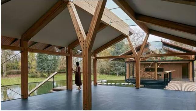 英国顶级木结构建筑竞赛宣布入围项目