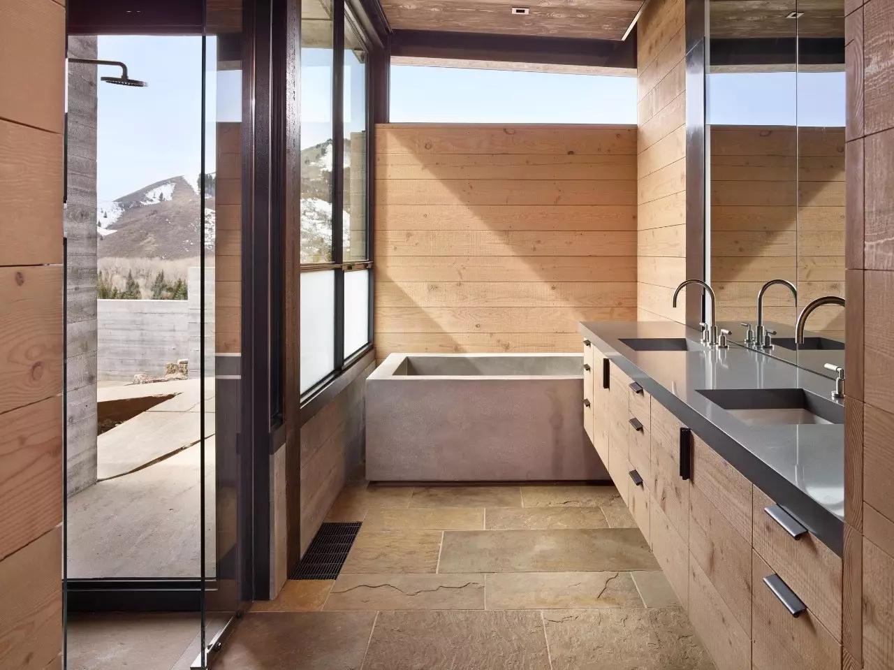 一半粗糙,一半精致,乡下房子砖木结构和钢结构才有范儿