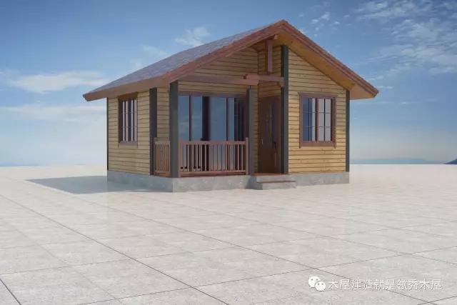 装配式木结构:度假旅游小木屋,养老木屋,木别墅,会所公共建筑
